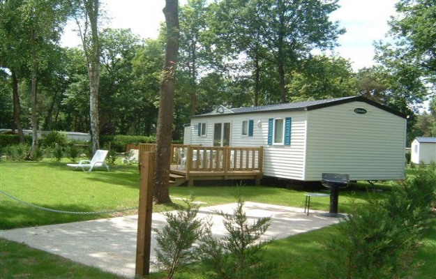 Camping vert a vendre en Normandie