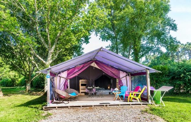 Belle opportunité pour ce camping à vendre en Bretagne