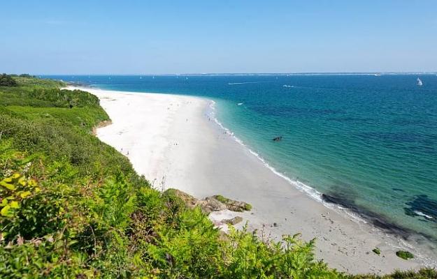 Face à la mer en Bretagne Sud