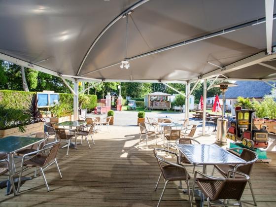 Normandie, Camping à vendre proche de la plage