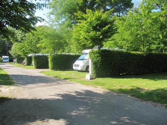 Beau camping nature en Normandie sur secteur touristique à vendre